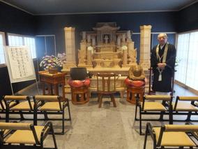髙蔵寺の永代供養 永代供養墓全体写真